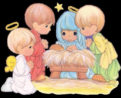tubes enfants / Precious moments
