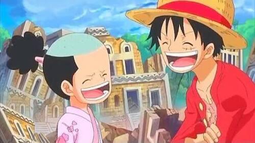 Spoils du Scan One Piece Chapitre 920 VF