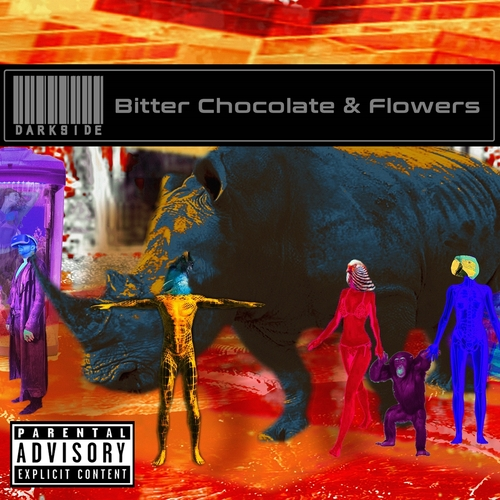Darkside - Bitter Chocolate & Flowers (2017) [Abstract Hip Hop]