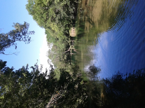Le Vidourle -Fleuve de mon village-