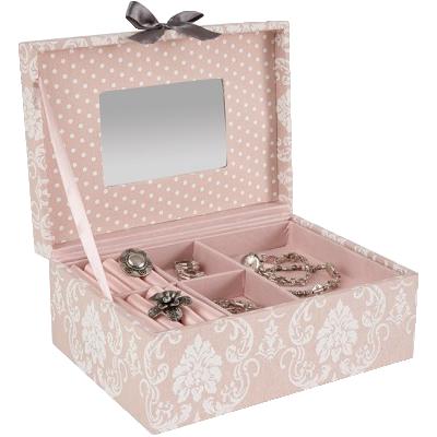 Tubes boîtes à bijoux