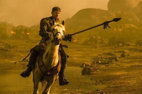 Armures Lannister saison 7