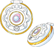Cosole magique de Flora Makihatayama