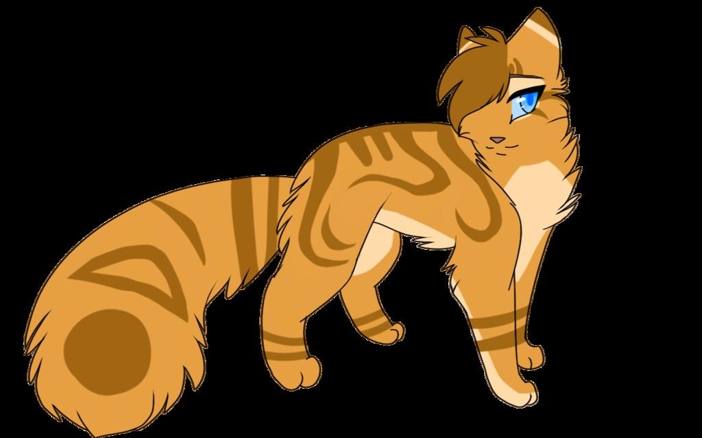 Pelage de Miel - Honeyfern - Warrior Cats Project