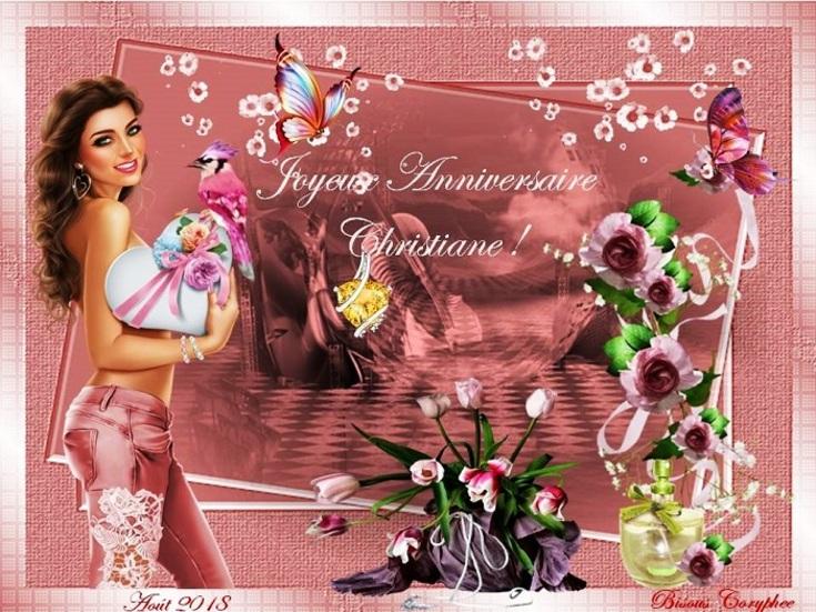 encad fleurs roses