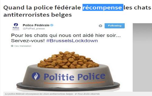 Humour Belge !