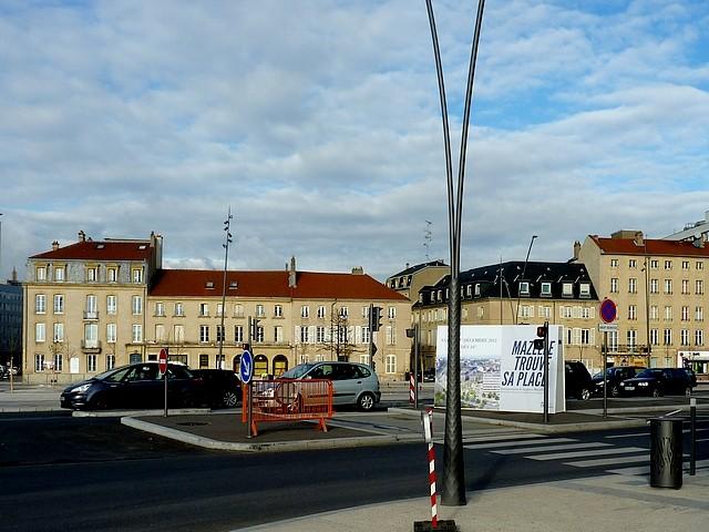 La nouvelle place Mazelle 5 Marc de Metz 01 12 2012