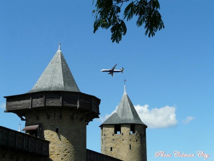 Carcassonne : La restauration