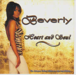 BEVERLY - HEART AND SOUL ( PROMO ADVANCE 2000)