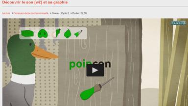 Petits films d'animation pour apprendre!