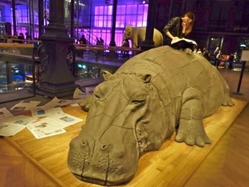 Hope Hippo Allora & Calzadilla Fiac 13 Jardin des Plantes 8