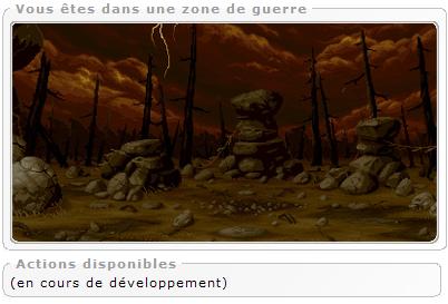 La Zone de Guerre