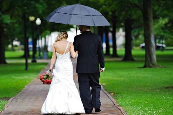"""Mariage pluvieux, mariage heureux"""" : pourquoi vous avez tout faux sur cette  expression"""