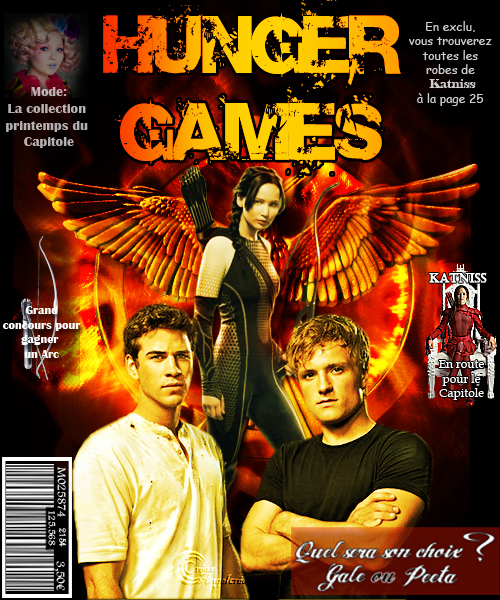 Hunger Games magasine