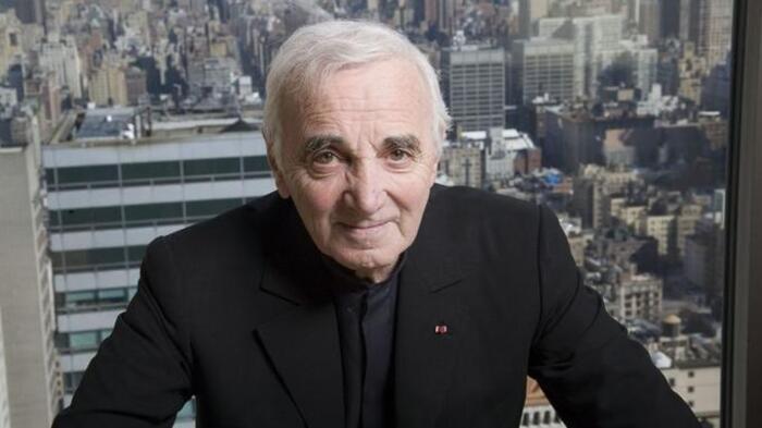 Charles Aznavour c'était aussi cela...