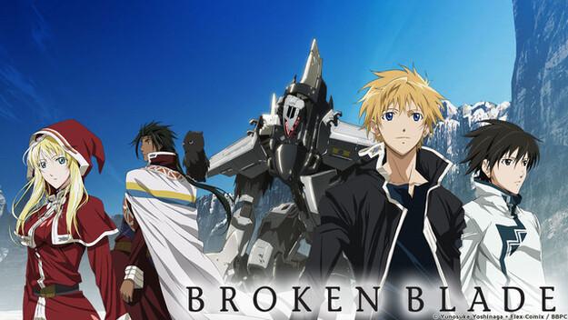 Broken Blade 00 ♪