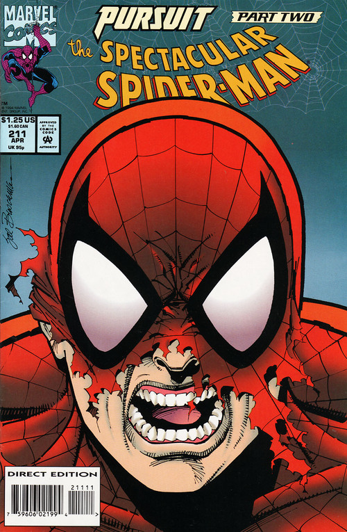 The Spectacular Spider-man 211-220