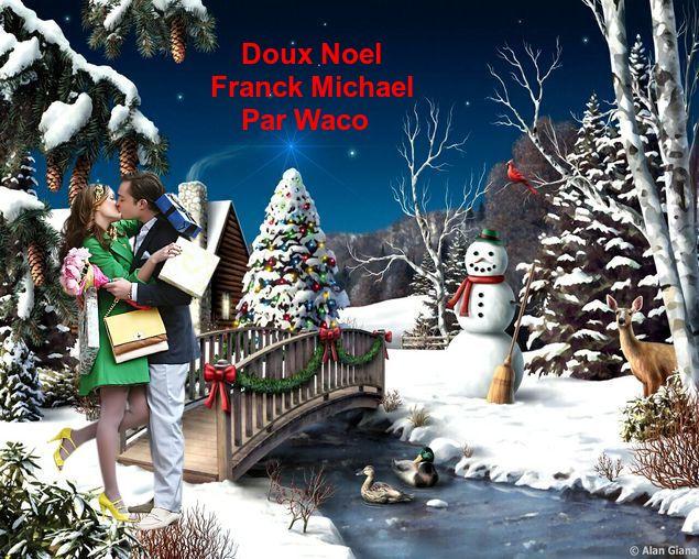 Doux Noël    Franck Michael      Par Waco