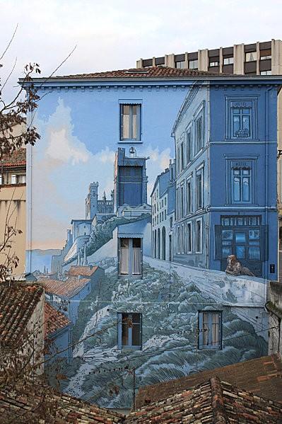 trompe l'oeil Angoulême 1