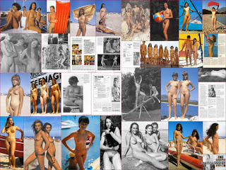 Fkk Sonnenfreunde Sonderheft Nudist Magazines. The best of.