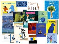 BIBLIOGRAPHIE 2013-2014 : AUTOUR DES COULEURS