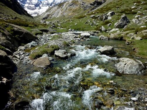 Ascension dans les Pyrénées : le cirque d'Estaubé