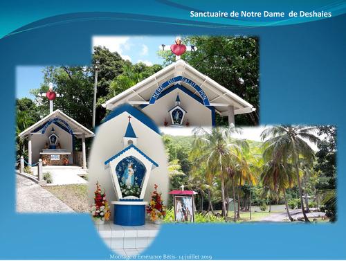 Sanctuaire Notre Dame de Deshaies