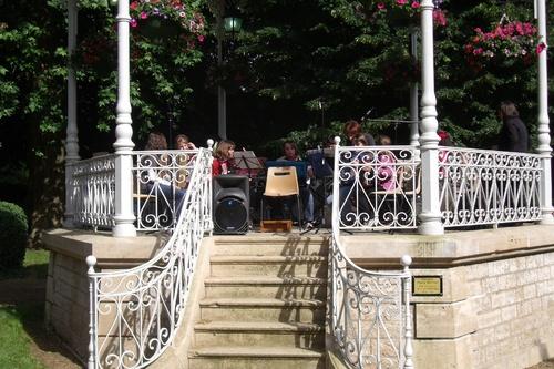 -La Fête de la Musique à Châtillon sur Seine
