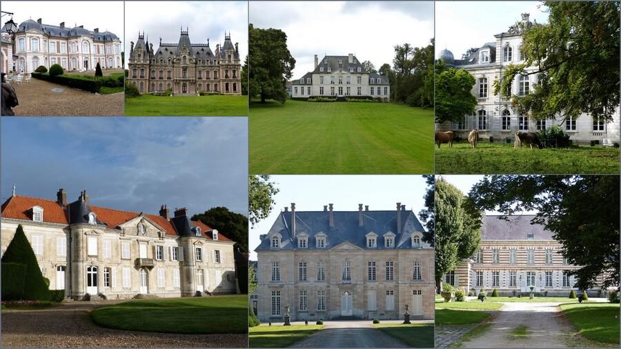 Le château de Flixecourt