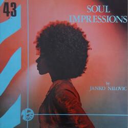 Janko Nilovic - Soul Impressions - Complete LP
