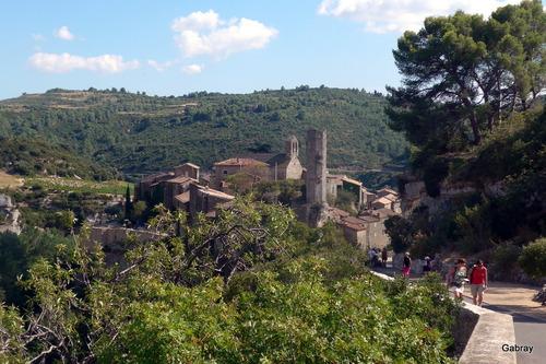 Minerve: village d'Occitanie