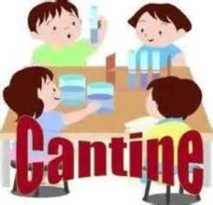 Inscription Cantine pour la rentrée 2014/2015