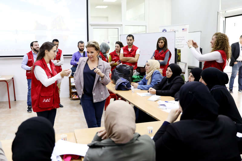 Voyage humanitaire au Liban - 2e jour