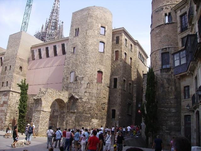 Coté historique de la ville...