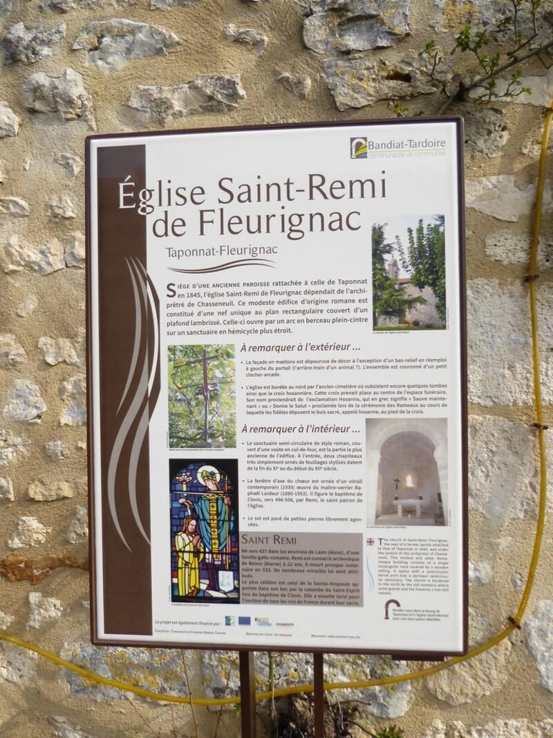 Taponnat-Fleurignac,Charente,