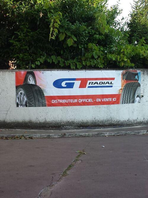 pneu GT RADIAL