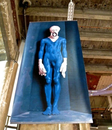 Tokyo Olaf Breuning freaks Munch
