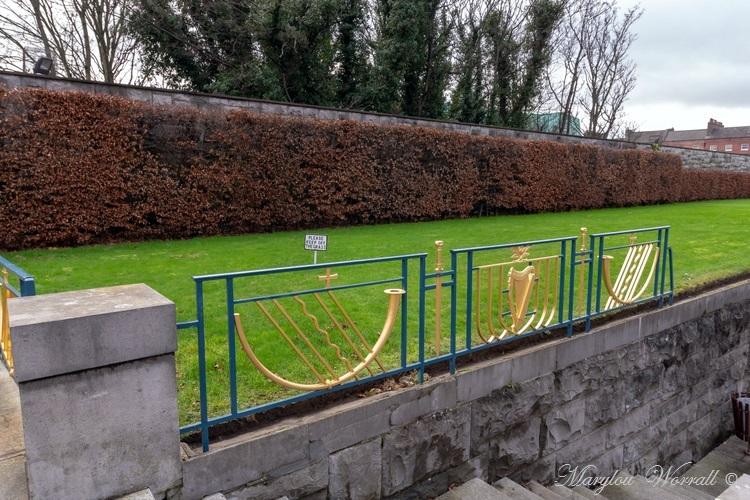 Dublin : Jardin du Souvenir