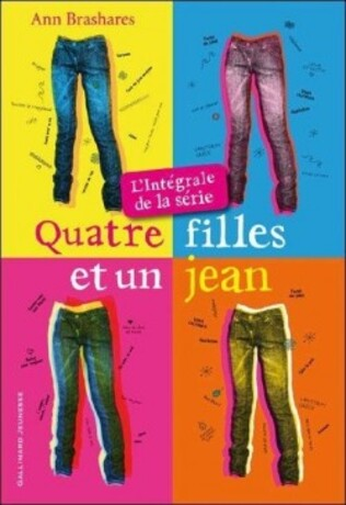 Quatre filles et un jean, l'intégrale