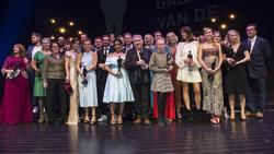 Les gagnants des Ensors 2018
