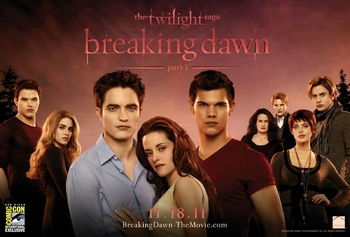 affiche breaking dawn clan cullen[1]
