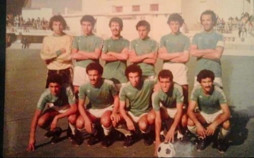 MPA-EP Sétif 2-2 1980/1981