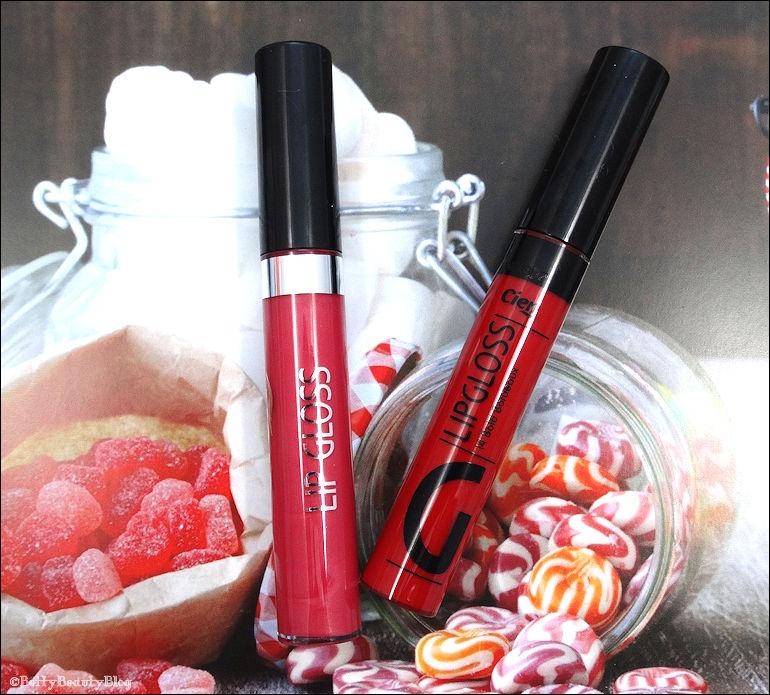 Test des produits à lèvres Cien (partie 1)
