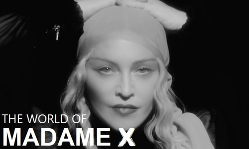 the world of madame x