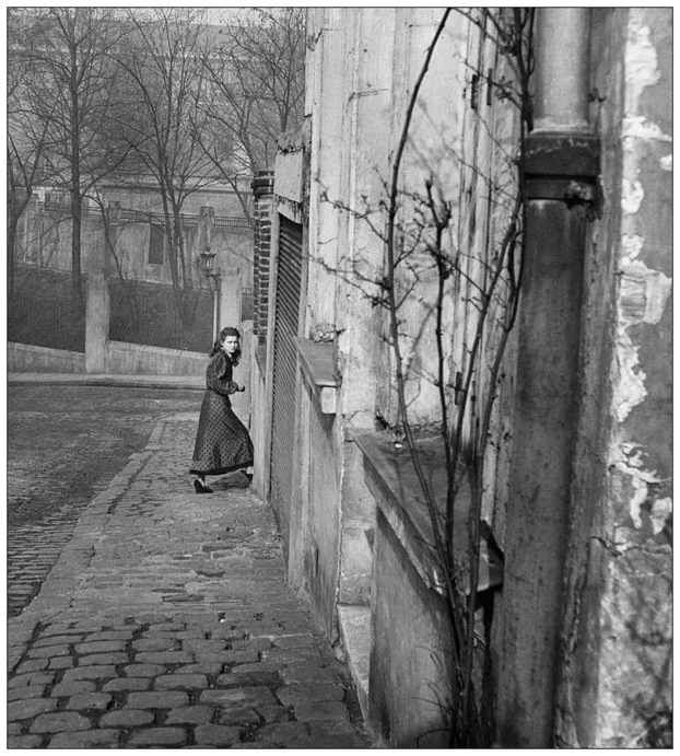 Willy Ronis raconte Belleville Ménilmontant.