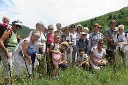 Jeudi 12 Juillet: visite à l'Abbaye de Clausonne