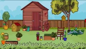 Jouer à Pup garden escape