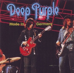 DEEP PURPLE - Made In Germany
