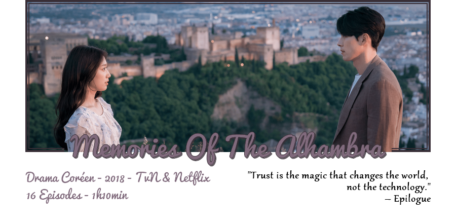 Drama | Memories Of The Alhambra (W/ Yunibulle)