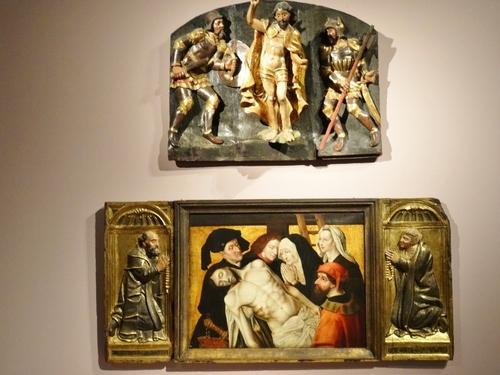 La nouvelle cathédrale de Vitoria et son musée en Espagne (photos)